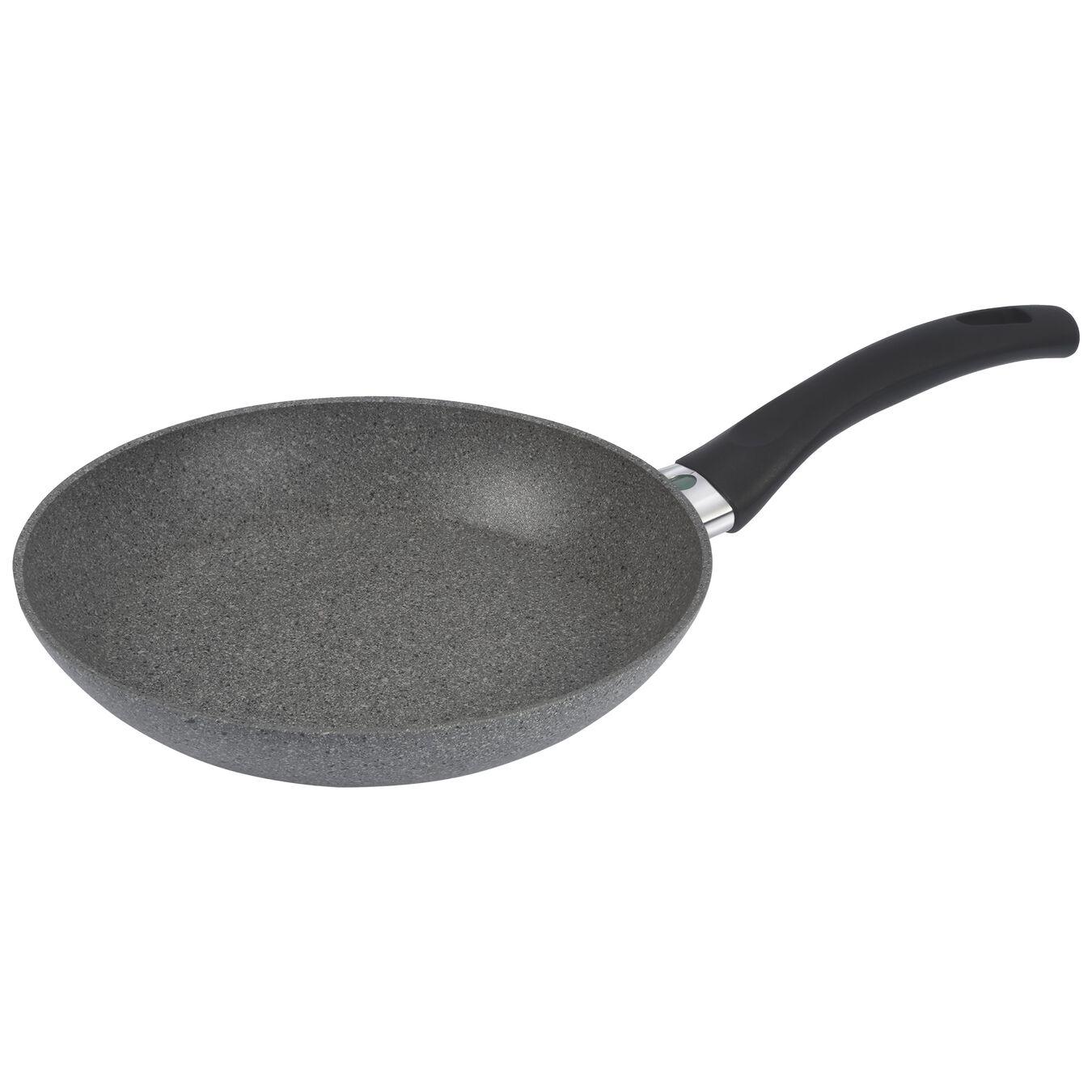 Poêle 24 cm, Aluminium, Gris pierre,,large 1