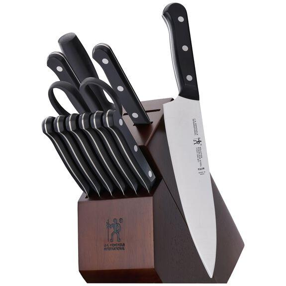 12-pc Knife Block Set, , large 3
