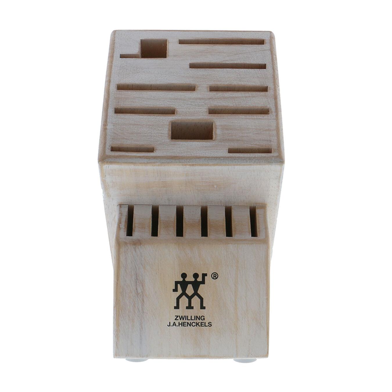 Rustic White 16-slot block,,large 2
