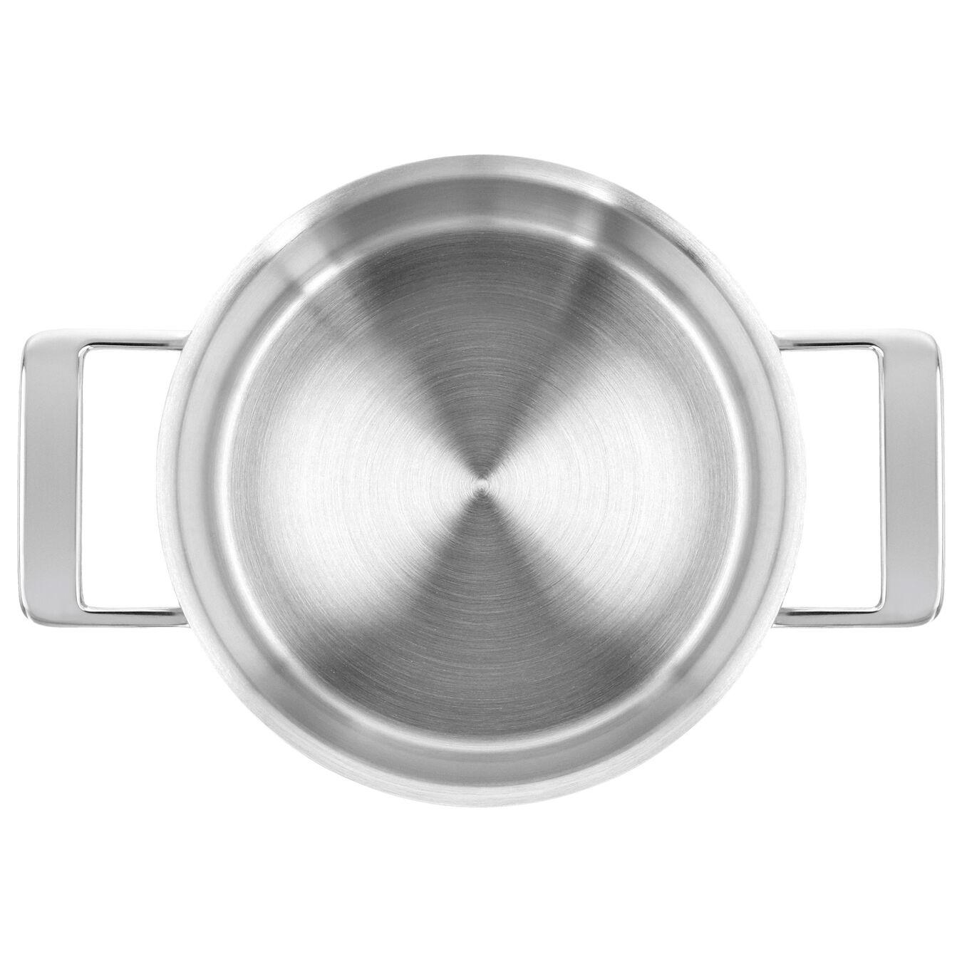 Casserole avec couvercle à double parois 20 cm / 3 l,,large 3