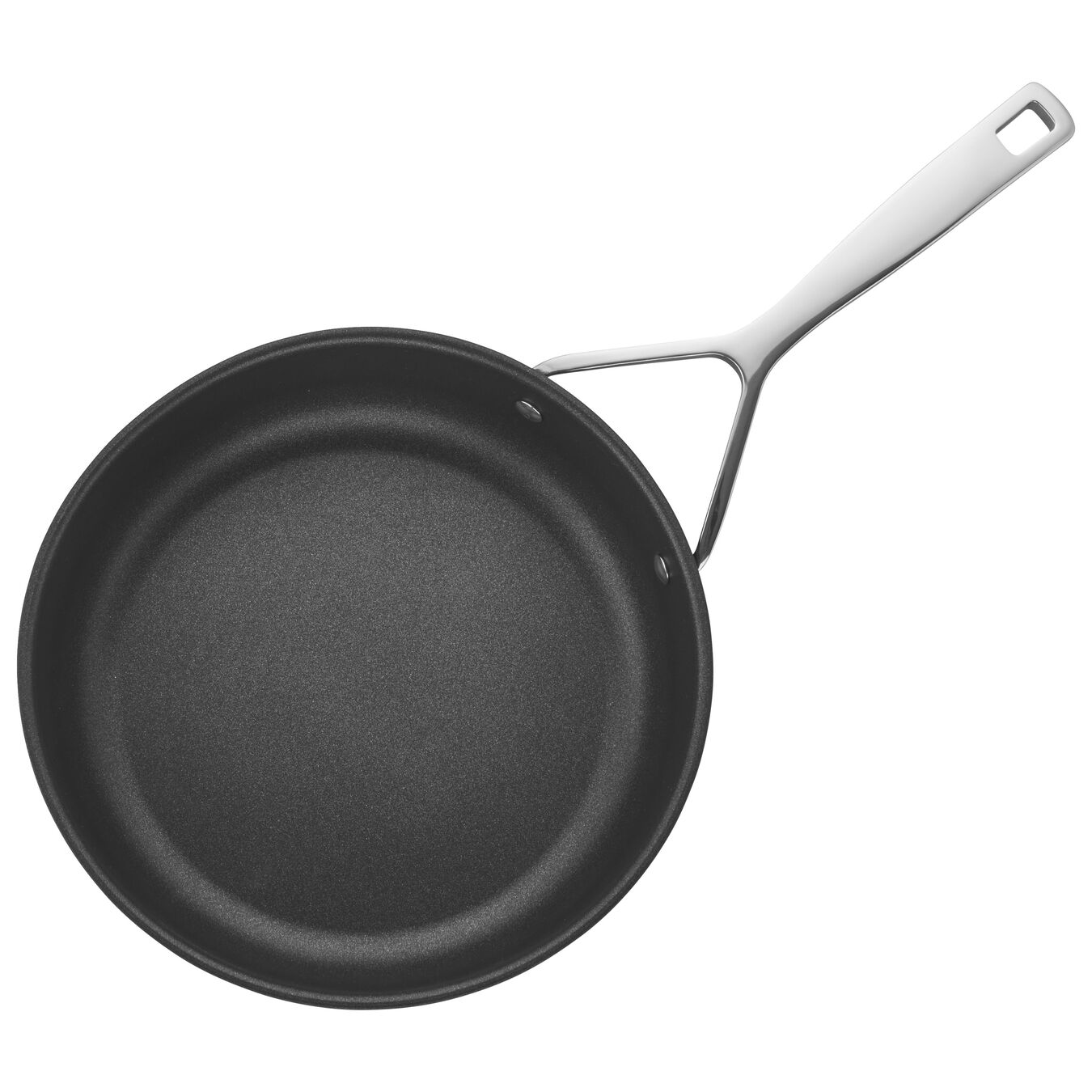 9.5-inch, Aluminum, Non-stick Frying pan high-sided,,large 2