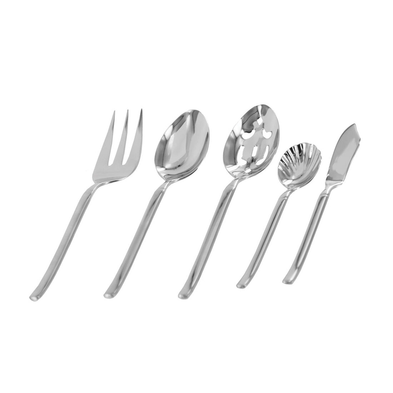 5-pc, Flatware serving set,,large 1