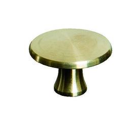 Staub Cast Iron, Large Brass Knob (Fits 1-qt & Larger Cocotte)