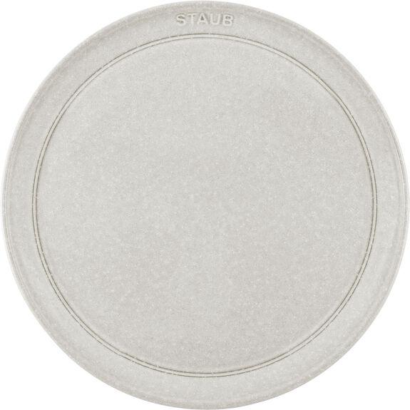 22-cm-/-8.5-inch Ceramic Plate flat,,large 2
