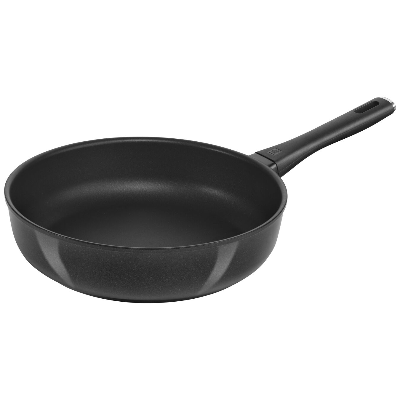 28 cm / 11 inch aluminium Frying pan high-sided,,large 1