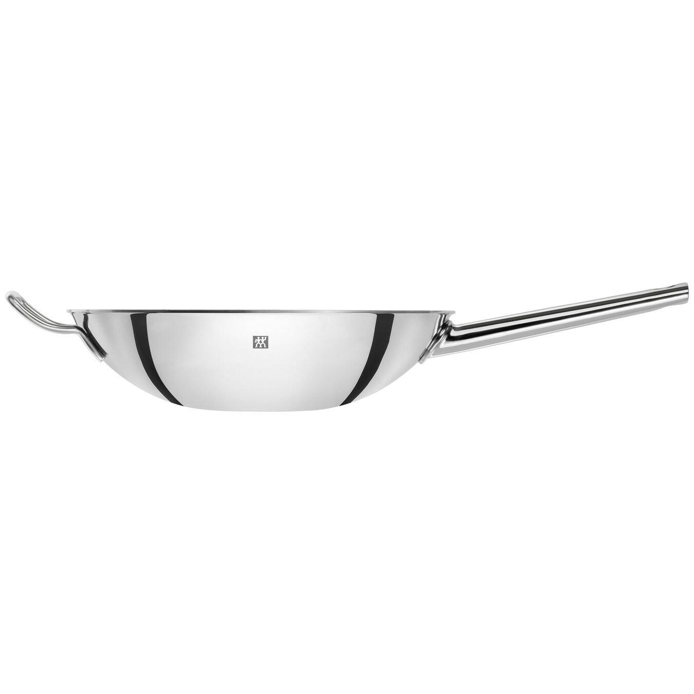 Wok - 32 cm, 18/10 acciaio inossidabile, Ceraforce Ultra,,large 5