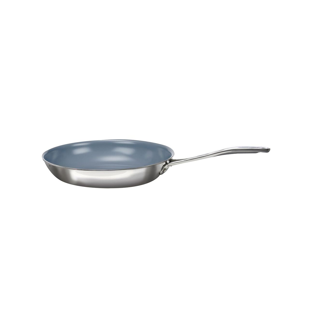 26 cm 18/10 Stainless Steel Poêle,,large 1