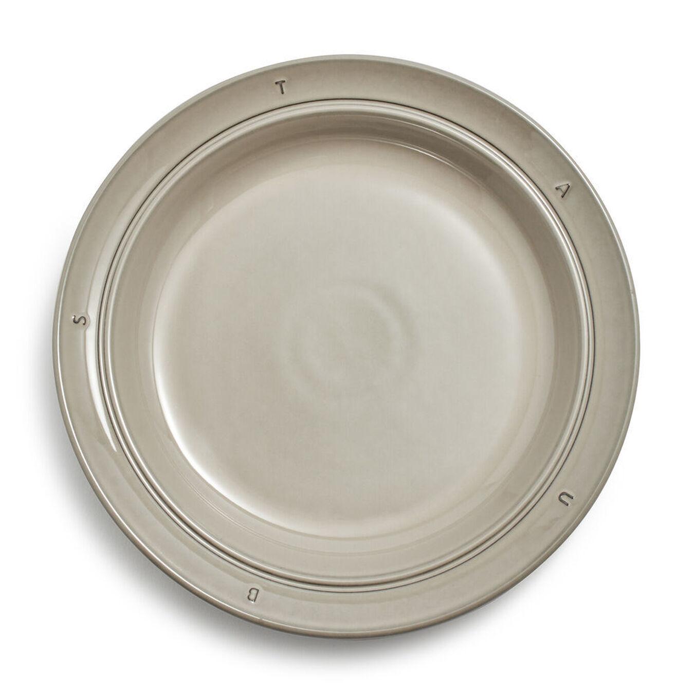 Serving set, 12 Piece | graphite-grey | ceramic,,large 3