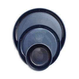 Staub Boussole, Serving set, 12 Piece | dark-blue | ceramic