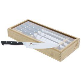 MIYABI Red Morimoto Edition, 4-pc Steak Knife Set