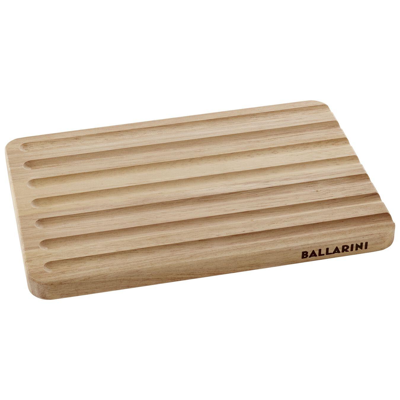 Cutting board 32 cm x 22 cm rubberwood,,large 1