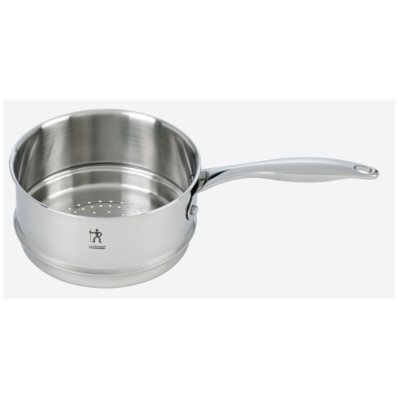 10-pcs 18/10 Stainless Steel Ensemble de casseroles et poêles,,large 5