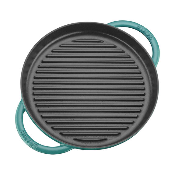 10-inch Pure Grill - Turquoise,,large 2