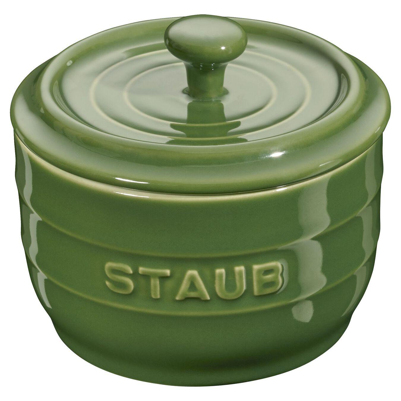Pot à sel Basilic, Céramique,,large 1