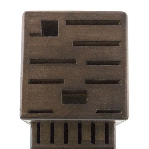 Walnut Dark 16-slot block,,large 3