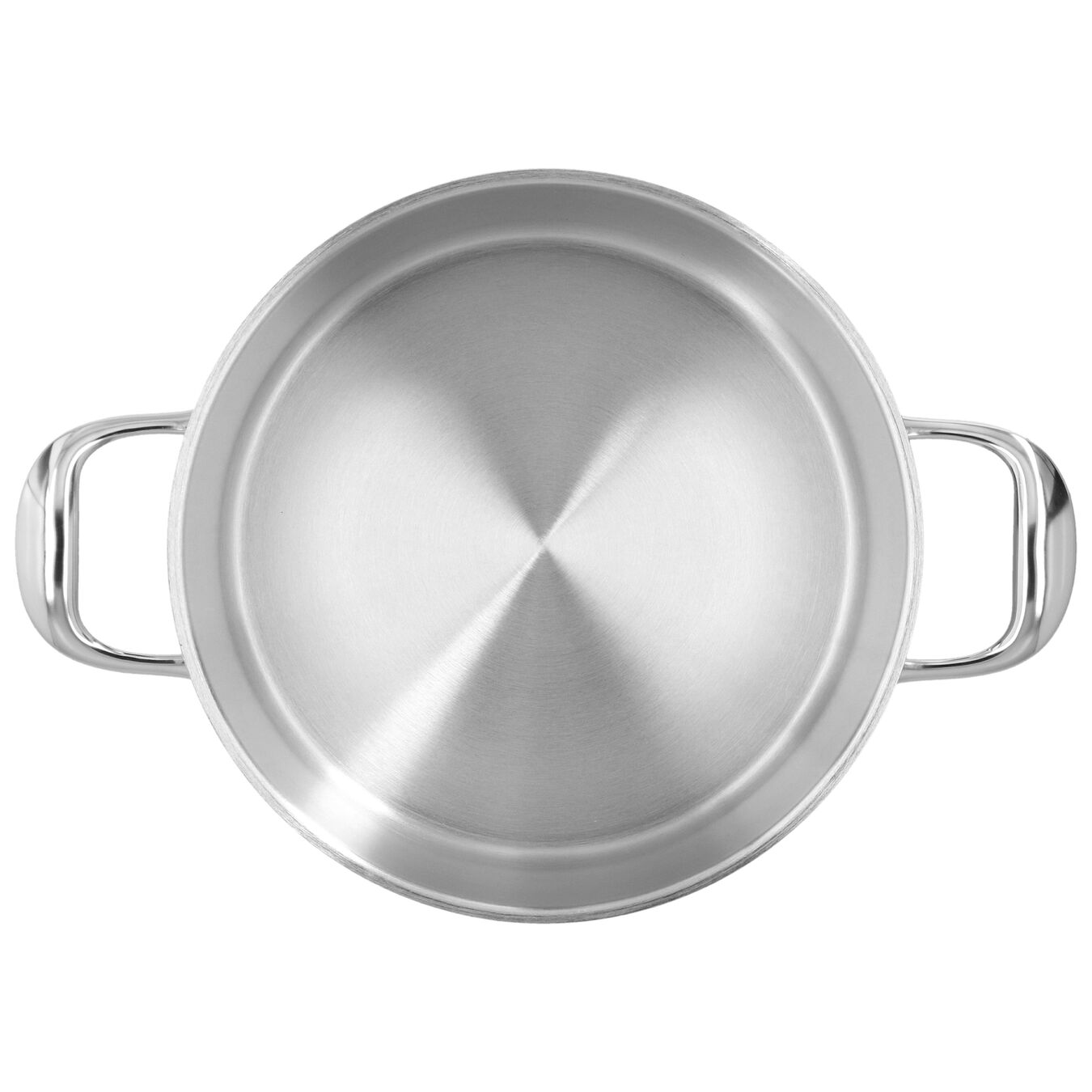 4.25 qt, 18/10 Stainless Steel, Stew pot with lid,,large 3