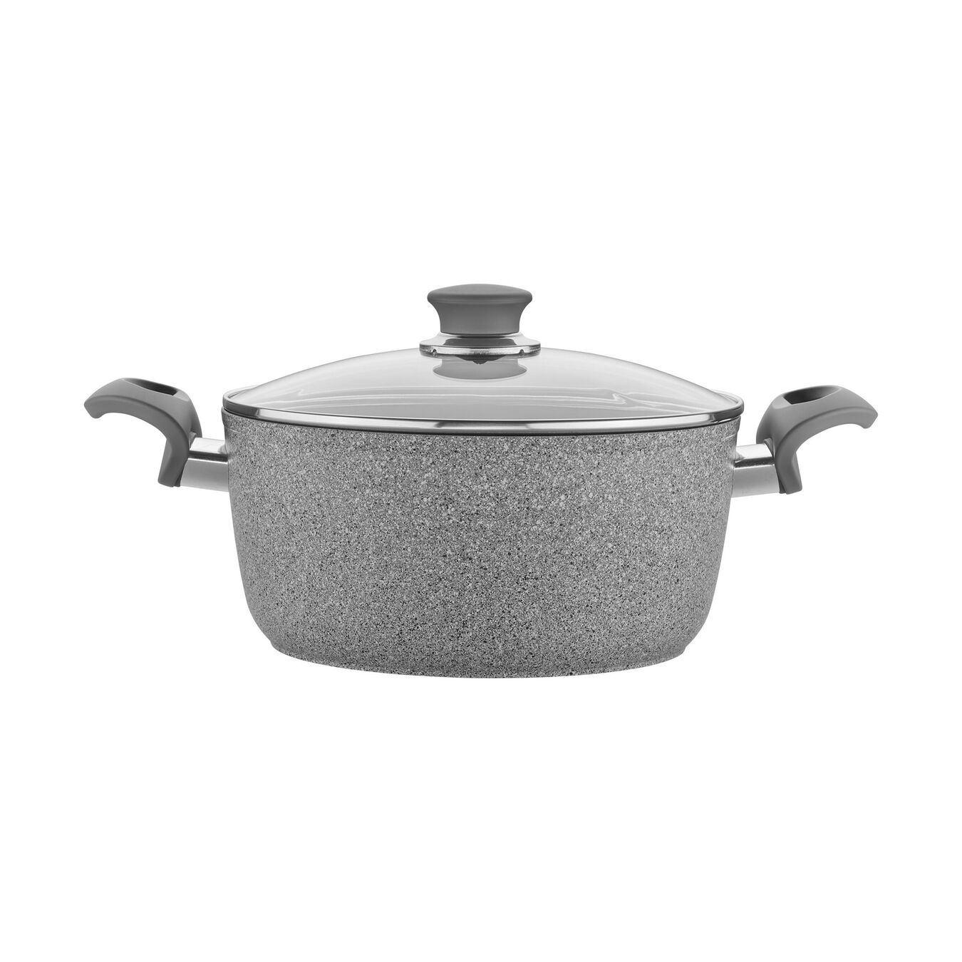 4.8-qt Nonstick Dutch Oven with Lid,,large 1