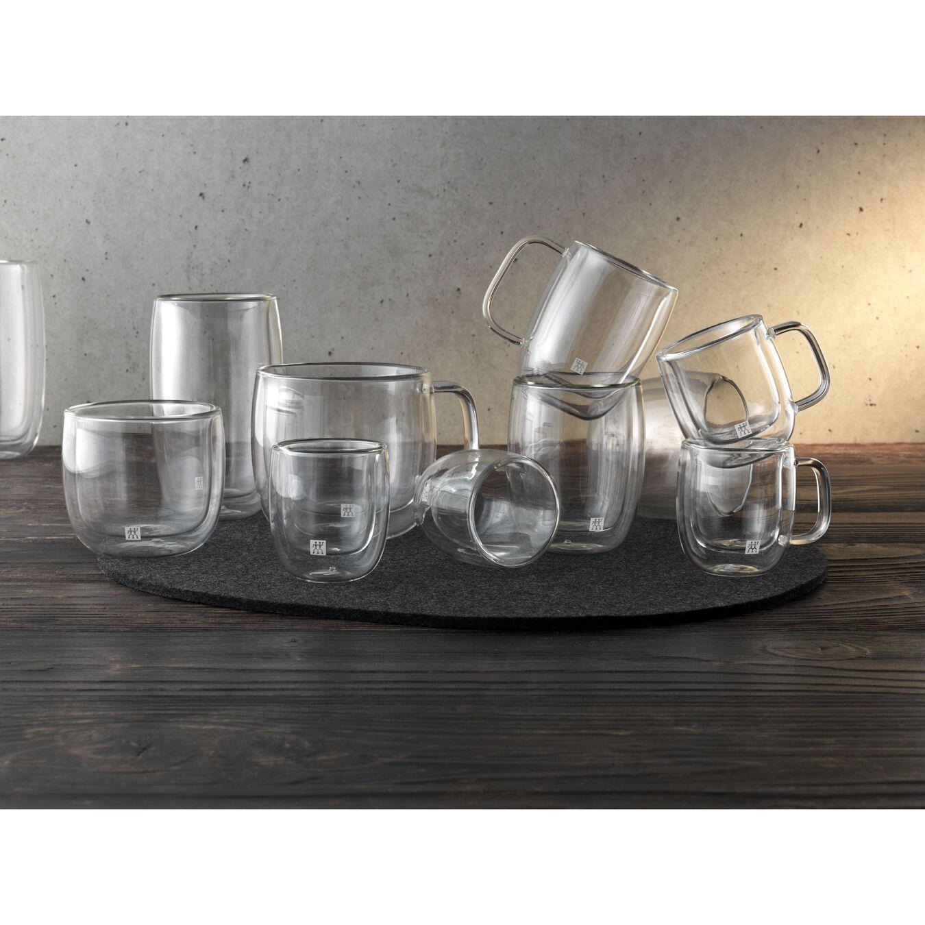 8 Piece Coffee glass set - Buy 6 Get 8,,large 5
