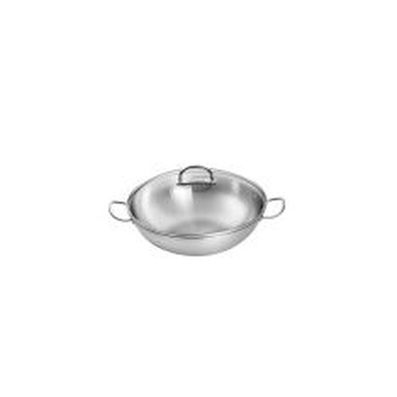36 cm / 14 inch 18/10 Stainless Steel Wok,,large 5
