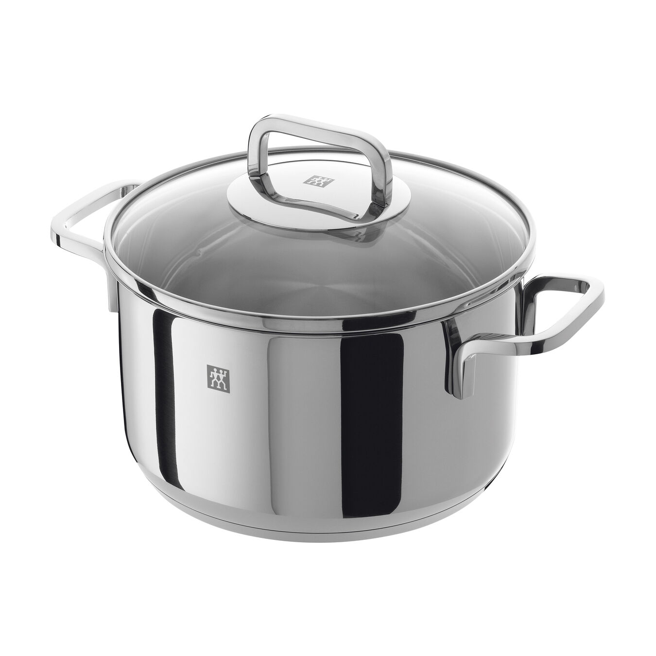 10 Piece 18/10 Stainless Steel Cookware set,,large 2