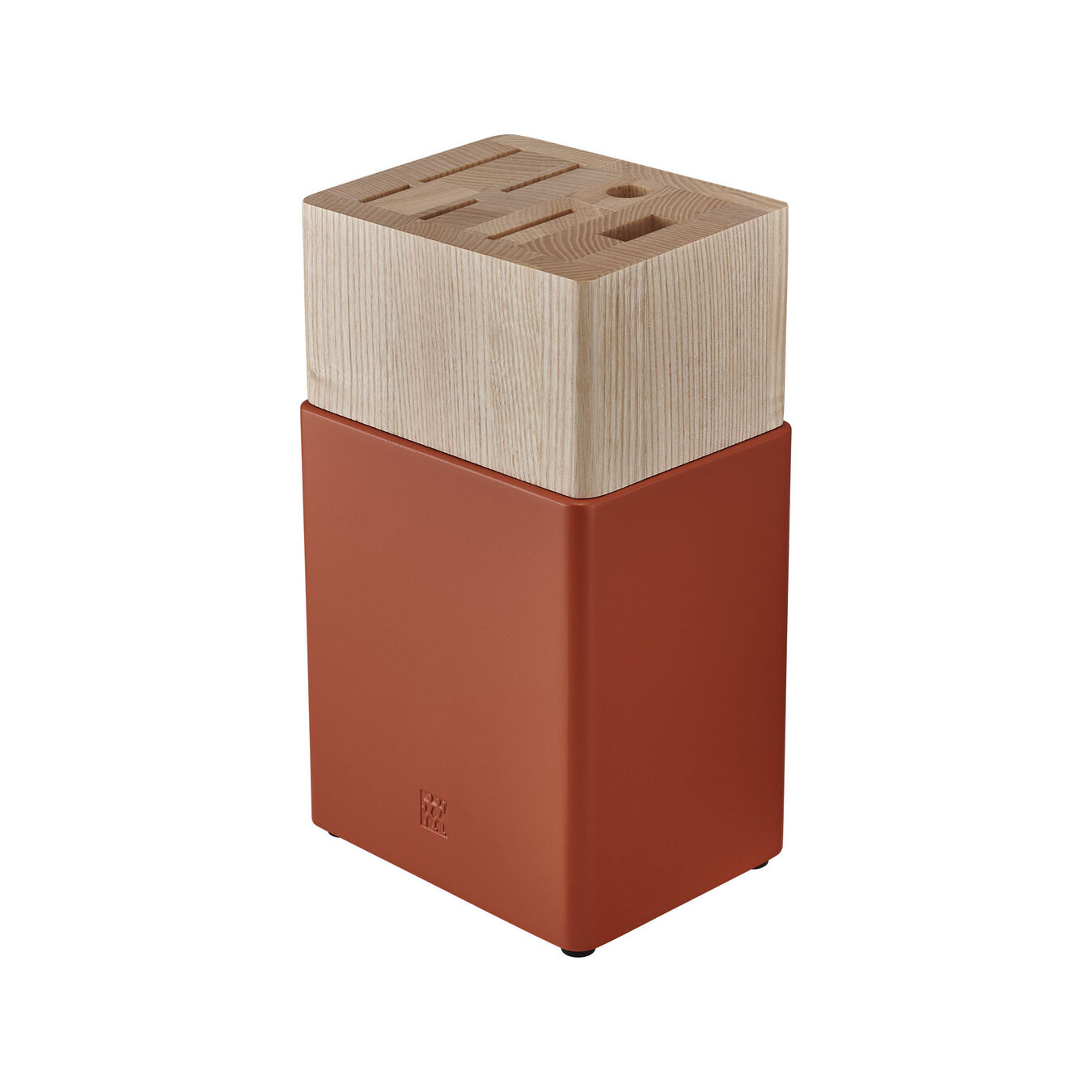 8-pc Knife Block Set - Grenada Orange,,large 2