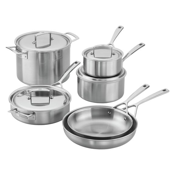 10-pc Cookware Set, , large