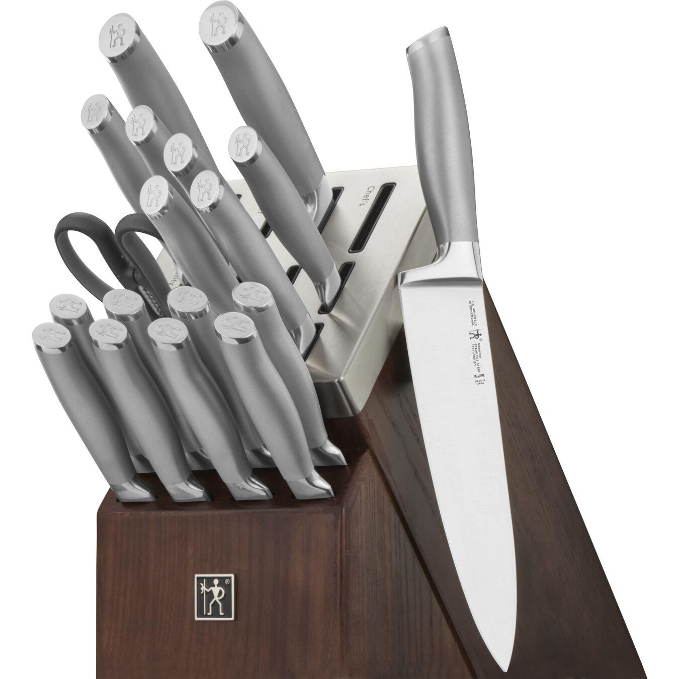 Henckels Modernist 20 Pc Knife Block Set Official Zwilling Shop