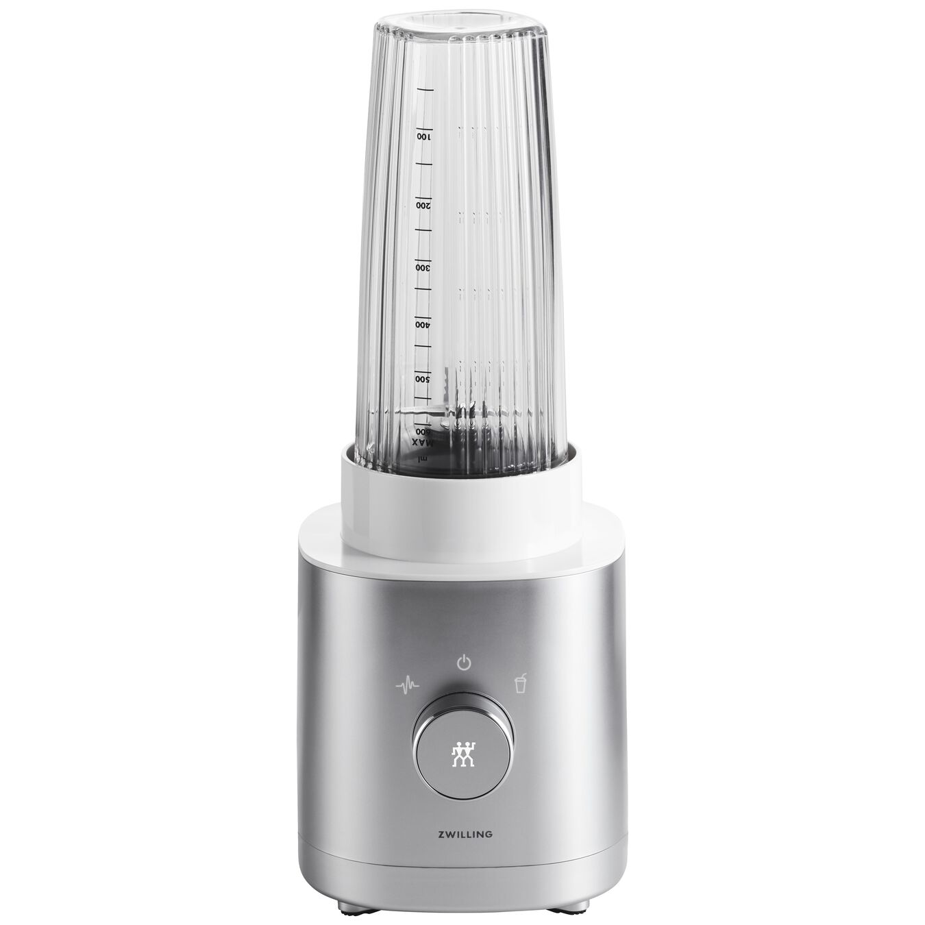 Personal blender, AC Motor | Silver | US/CA,,large 1