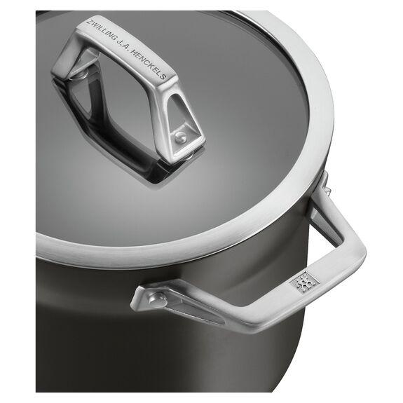 9.5-inch PTFE Stew pot,,large 4