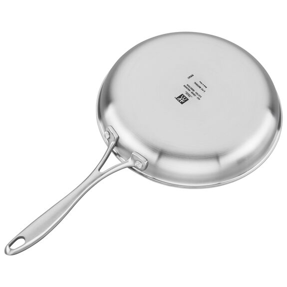 3-ply 10-inch Stainless Steel Fry Pan,,large