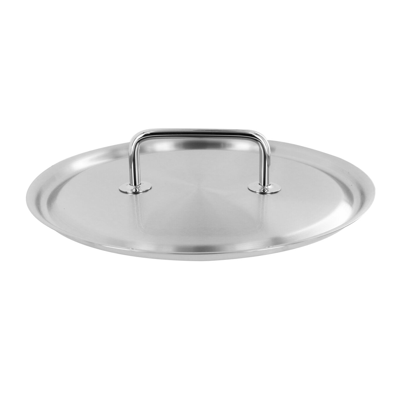 Lid, 30 cm | round | 18/10 Stainless Steel,,large 1