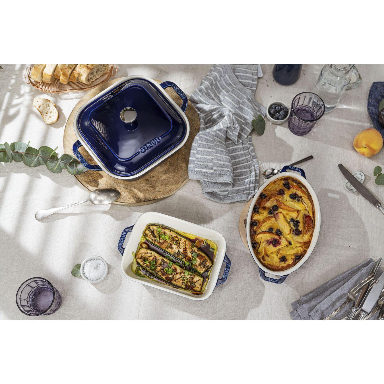 Ovenware set, 4 Piece | dark-blue,,large 9