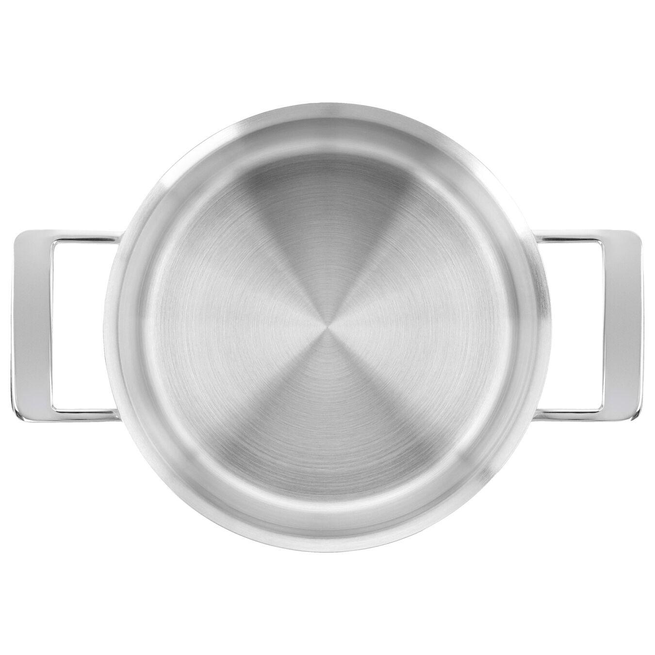 Casserole avec couvercle à double parois 22 cm / 4 l,,large 5