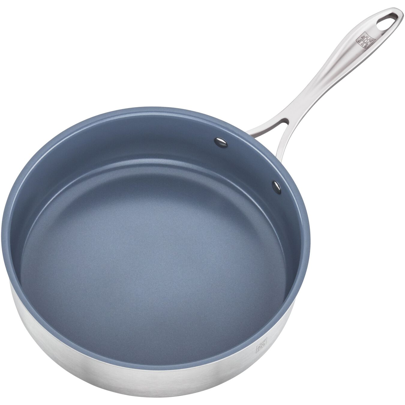 9.5-inch Saute pan, 18/10 Stainless Steel ,,large 2