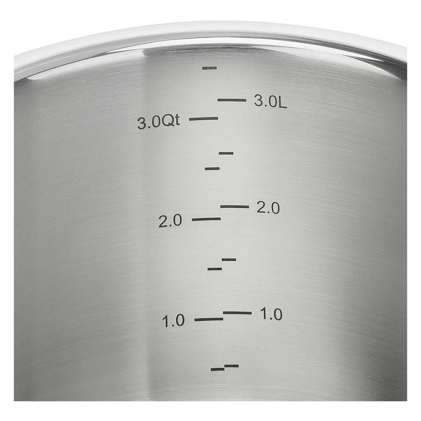 Suppegryde 20 cm, 18/10 rustfrit stål,,large 4