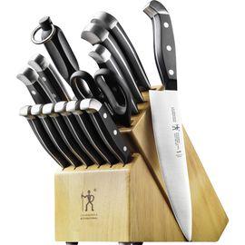 Henckels Statement, 15-pc, Knife block set