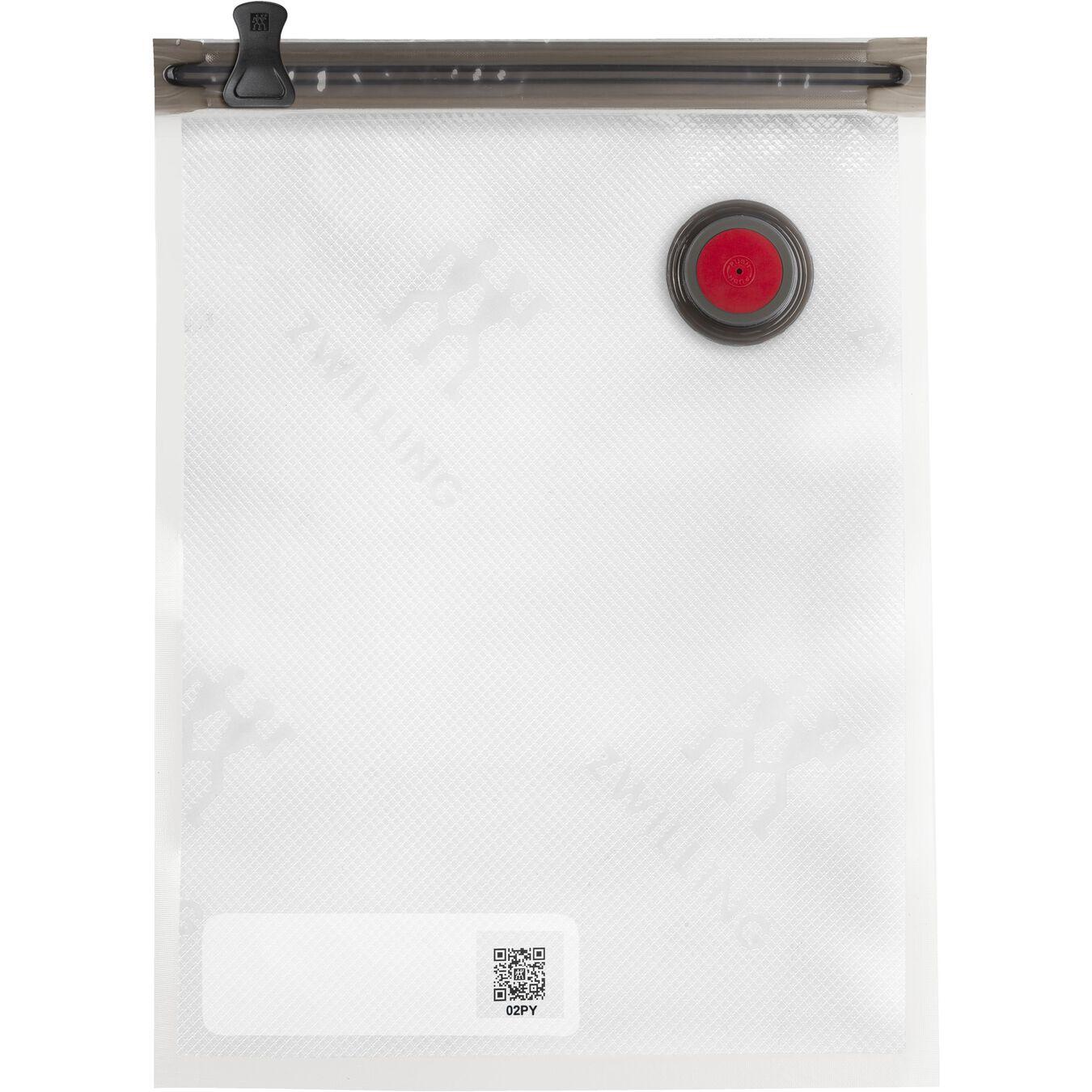 Vakuum Starterset, M/L / 7-tlg, Kunststoff, Weiß,,large 6