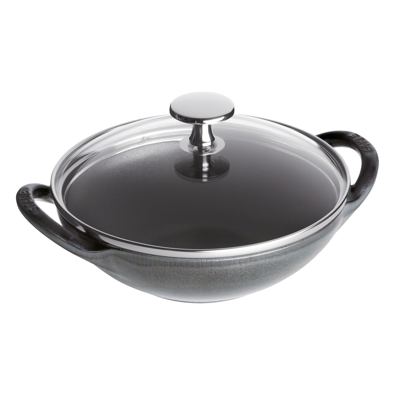 0.5-qt Baby Wok - Graphite Grey,,large 1
