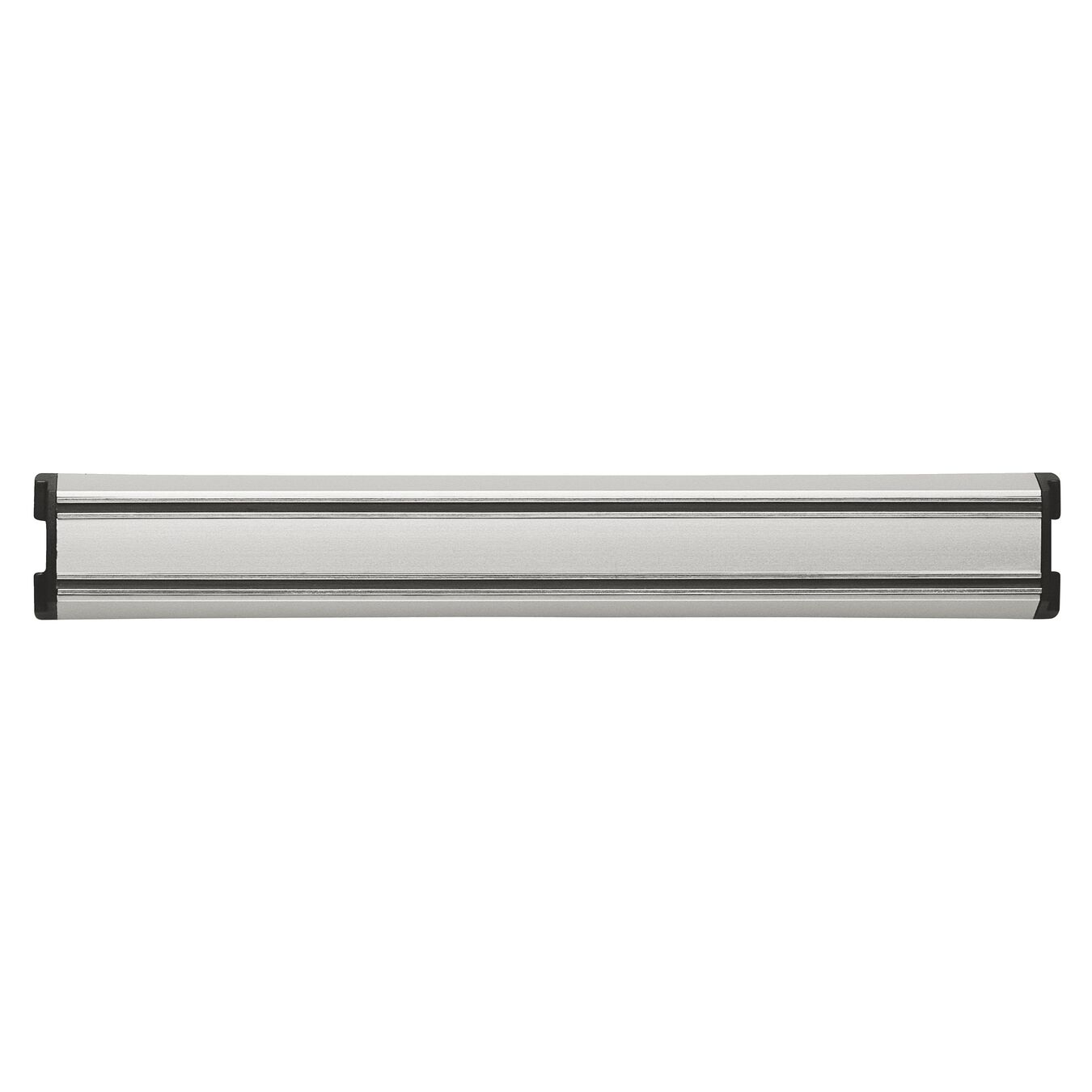 Barra magnetica per coltelli - 30 cm, alluminio, argento,,large 1