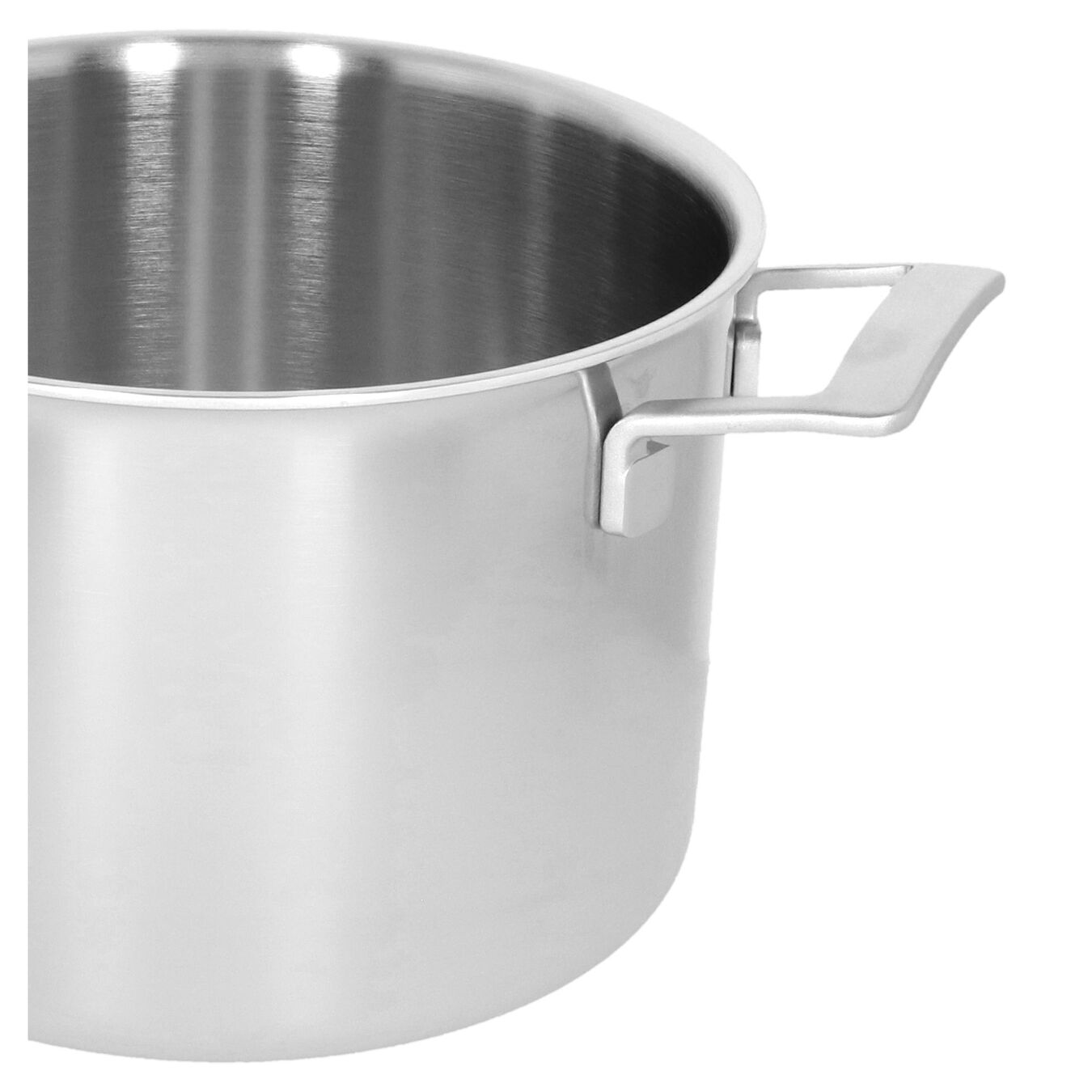 270.5-oz Stock pot with lid, 18/10 Stainless Steel ,,large 6