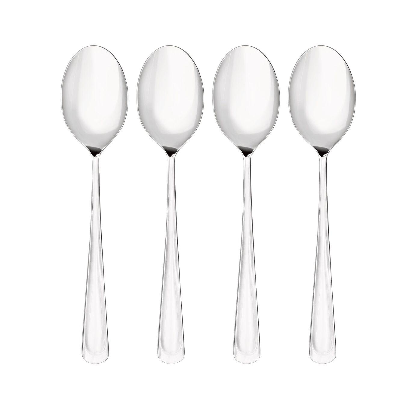 Dinner spoon set, 4 Piece,,large 1
