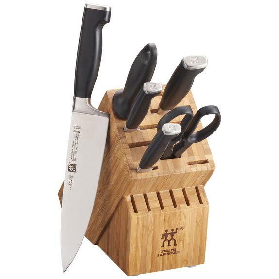 7-pc Knife Block Set,,large 7