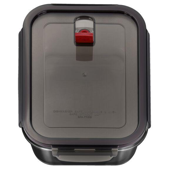 1,5-l-/-1.5-qt Borosilicate glass Storage jar,,large 4