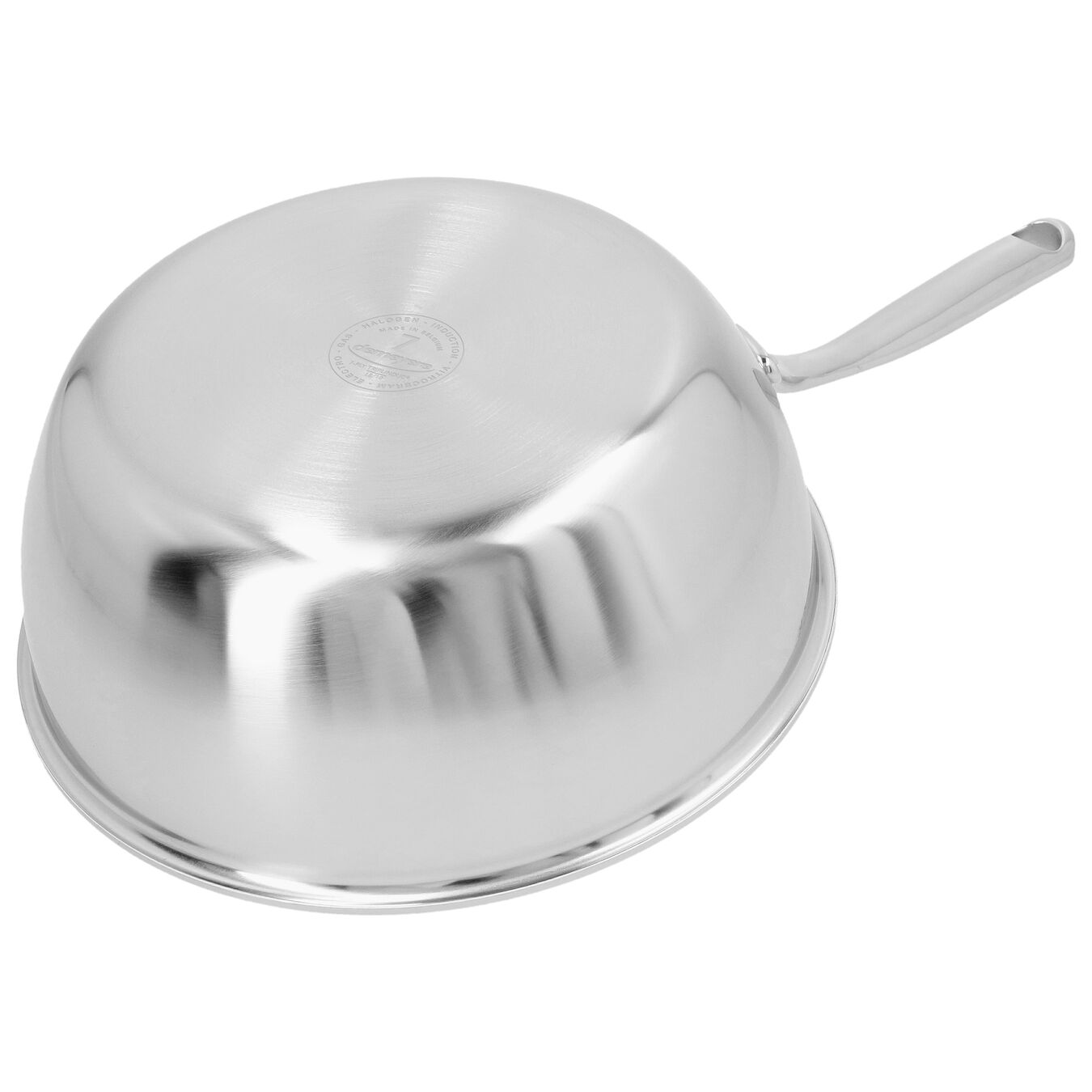 Sauteuse conique 22 cm, Inox 18/10,,large 4