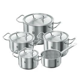 ZWILLING TWIN Classic, Set de casseroles, 5-pces