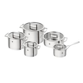 ZWILLING Vitality, Pot set, 10 Piece | round | 18/10 Stainless Steel