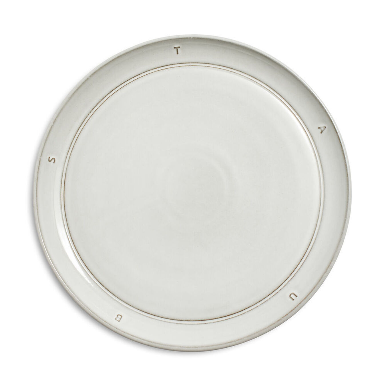 8.5-inch, Plate, off-white,,large 1