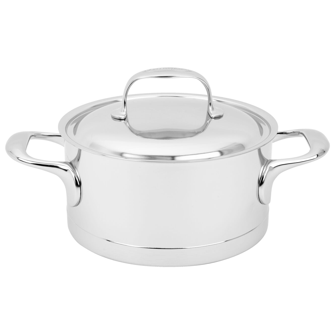 2,25 l 18/10 Stainless Steel Faitout with lid,,large 2