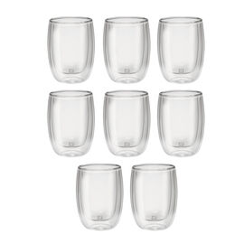 ZWILLING Sorrento, 8 Piece Coffee Glass Set - Value Pack