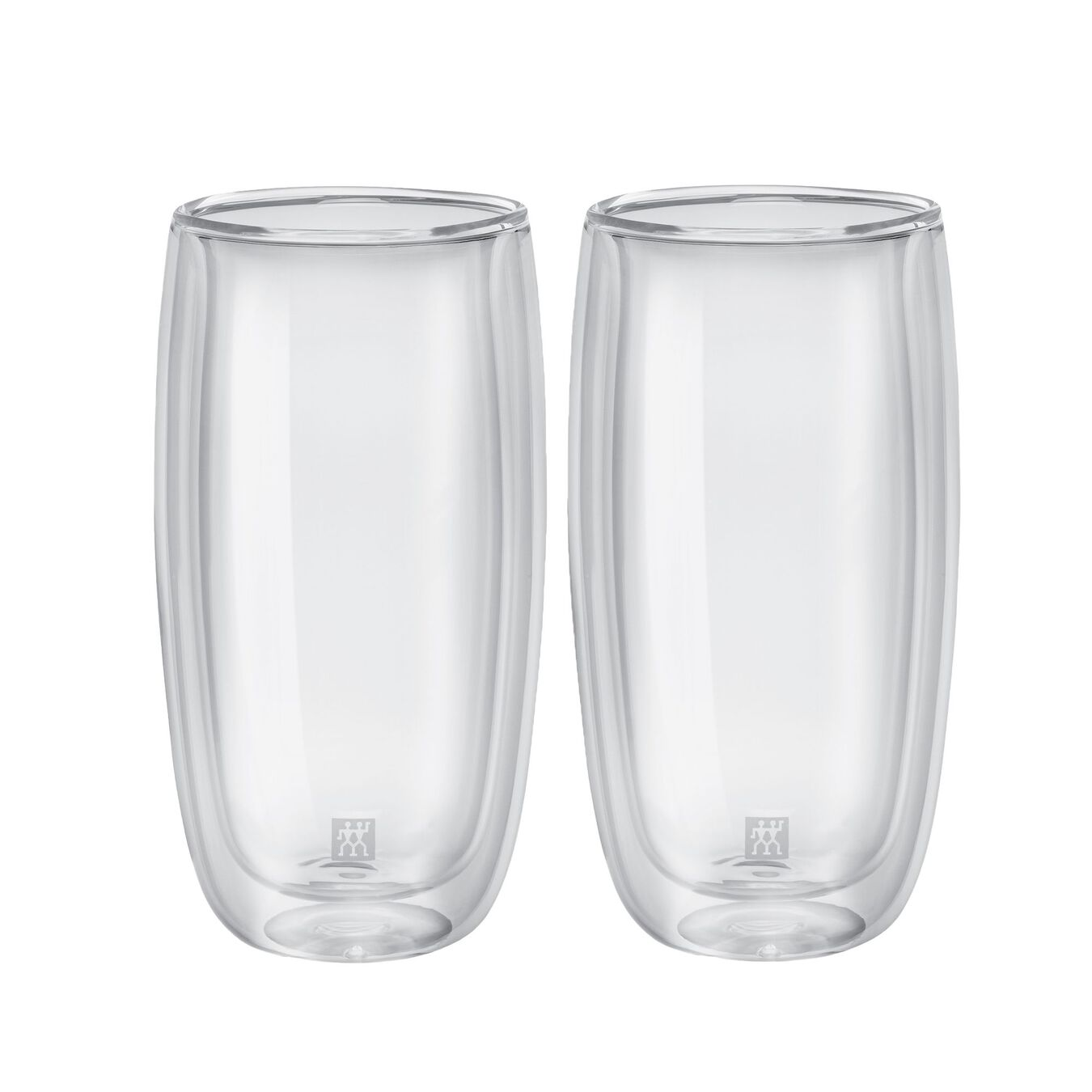 2 Piece Double-Wall Beverage Glass Set,,large 1